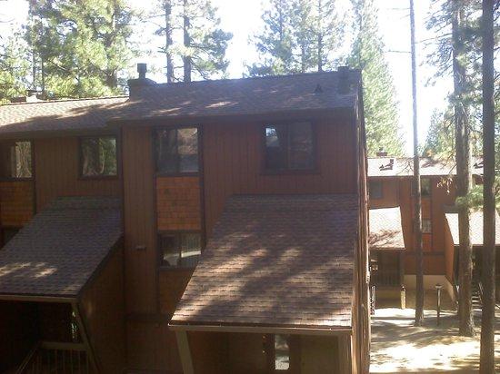Club Tahoe Resort : The units
