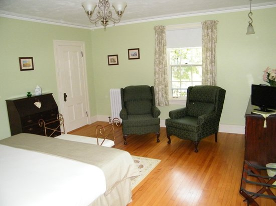 The Kingswood B&B: Greenwich Room