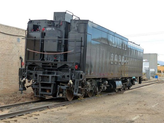 Santa Fe 2926 on 05 18 13 - Picture of New Mexico Steam Locomotive ...