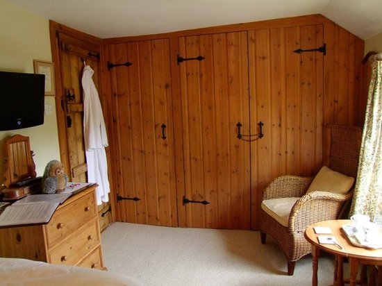 Angel Cottage: Twin-Bed-Room