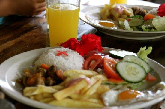 Shishink: lunch