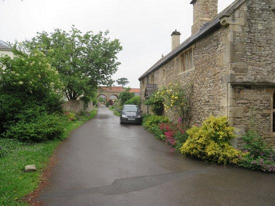 Owston Hall Hotel: Owston Village