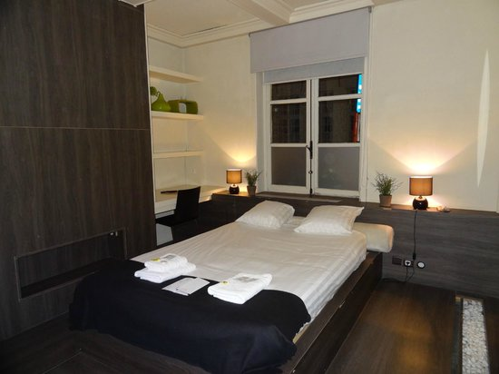 Hotel de Goezeput: Our room (ground floor)