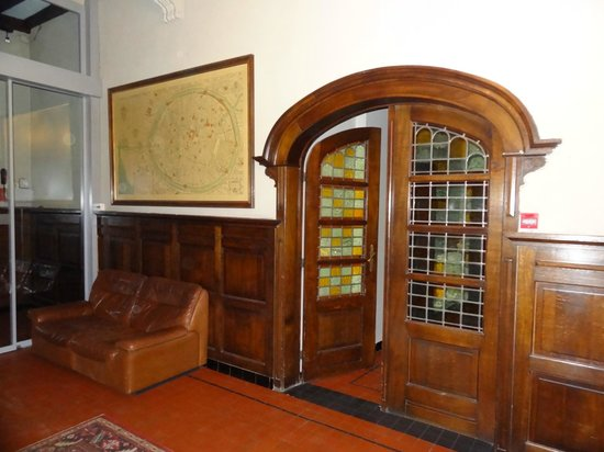 Hotel de Goezeput: Door to our rooms (ground floor)
