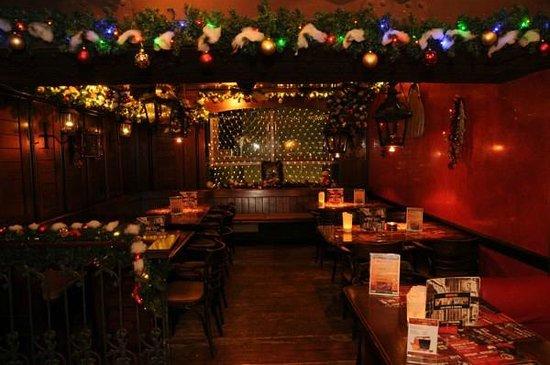 Orlando: ...die legendäre Weihnachtsdeko