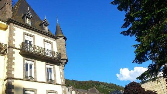 Grand Hôtel Le Mont Dore : L'hôtel