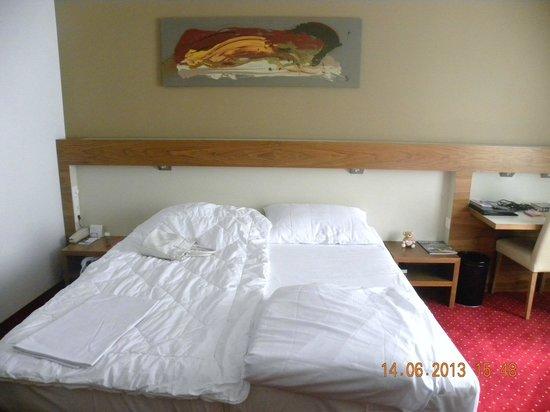 Austria Trend Hotel Anatol Wien: camera