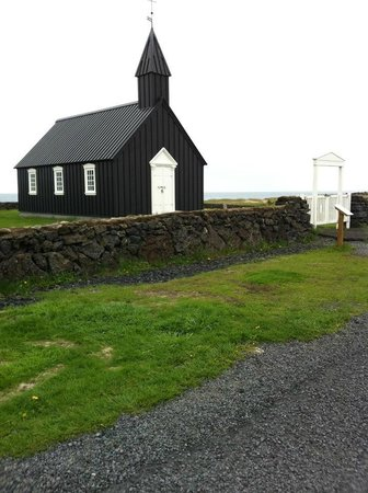 Goecco Expeditions and Tours: Church - Snæfellsnes Summer Day Tour