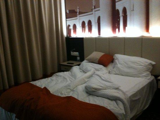 Hotel Avenida de Fatima: room
