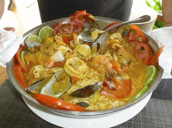 Zoetry Agua Punta Cana: Yumm