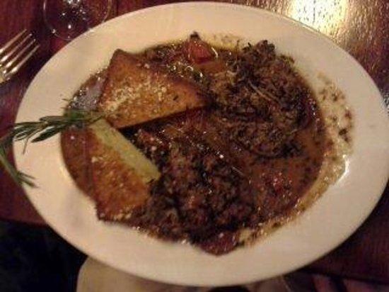 Flavor Bistro: Grilled lamb