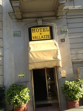 Hotel  Vallazze: Hotel