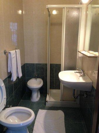 Hotel  Vallazze: Bagno