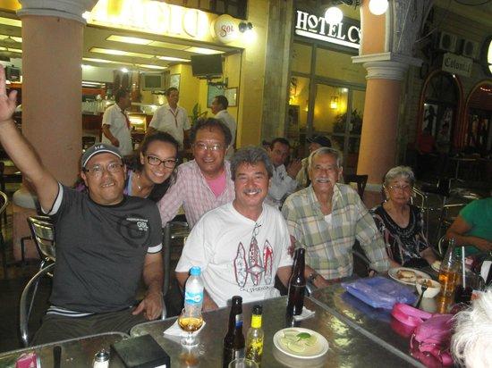 Hotel Colonial: con la familia