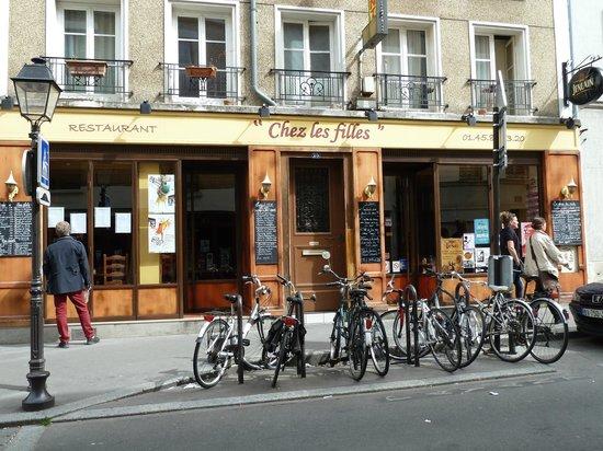 Hotel Ambre: Uriges Restaurante ganz in der Nähe