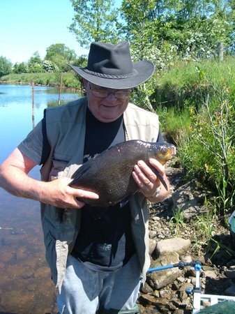 Milltown, Ирландия: Beautiful Bream, Woodford River