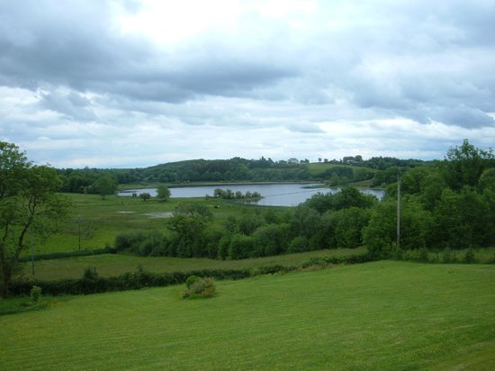Milltown, Irland: View from the garden