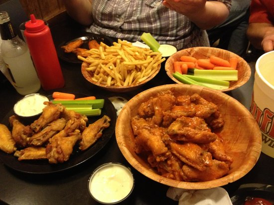 Duffs: our feast