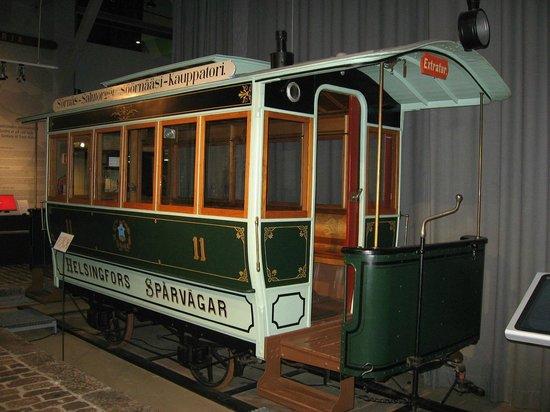Tram Museum (Raitioliikennemuseo)