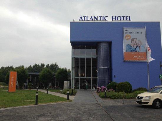 Atlantic Hotel Universum: Фасад