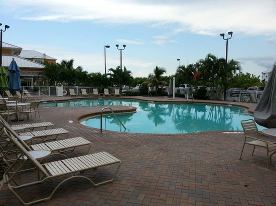 Residence Inn Cape Canaveral Cocoa Beach: Pool