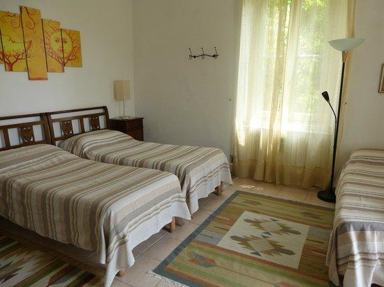 A Casa Mia: une chambre triple