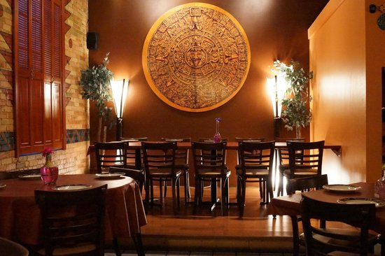 Zacatecas Mexican Grill & Tequila Lounge : Zacatecas Mexican Grill