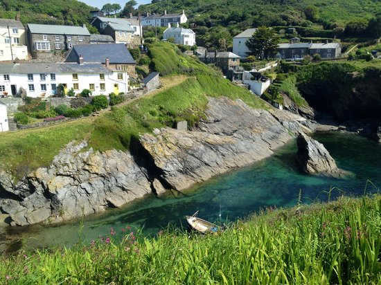 The Lugger Hotel: Portloe