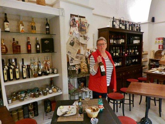 Enogastronomia Povero: Wein und mehr