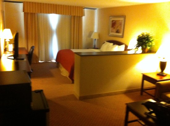 Red Lion Hotel Billings: Larger room