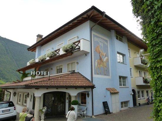 l'hôtel Magdalener Hof à Bolzano