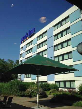 Mercure Hotel Mannheim am Friedensplatz : Fachada