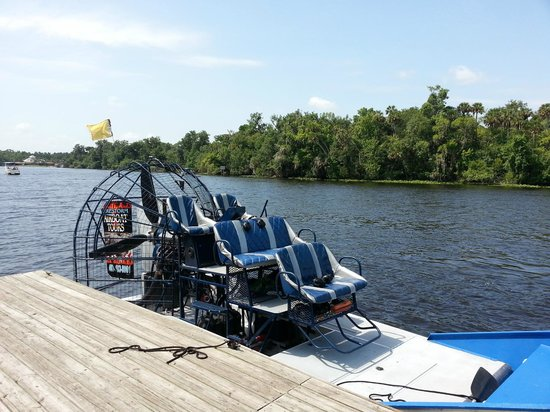 Fireboat Airboat Tours