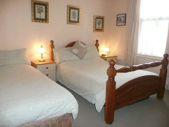 Seaforth Hotel: Room 4 - Family