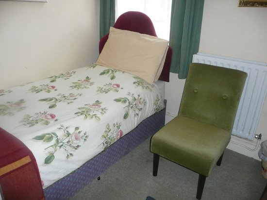 Seaforth Hotel: Room 3b - Single
