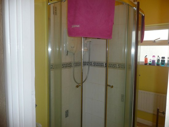 Seaforth Hotel: Showers