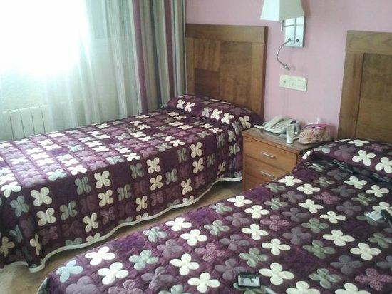 Hotel Manolo: Семейный номер