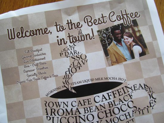 Mount Dora Coffee House : Your hosts David and Olivia make everyone feel like friends