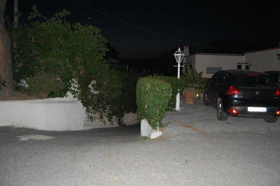 Hotel Park Calitto: esterno