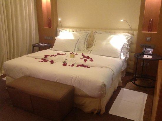 Valbusenda Hotel Bodega & Spa: Nuestra habitación