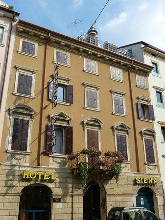 Hotel Siena: Hôtel Siena à Verone