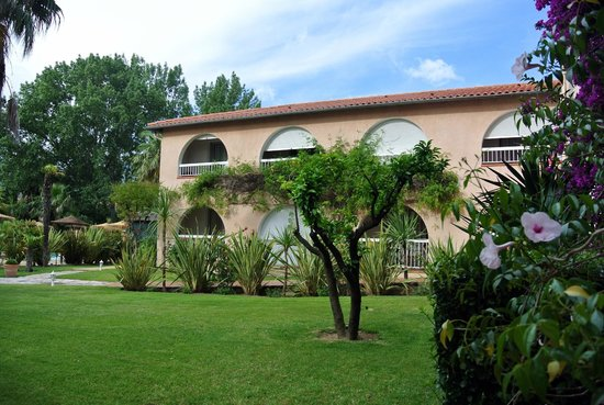Hotel Le Cottage : le cottage aussenansicht