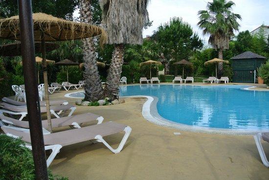 Hotel Le Cottage : le cottage pool
