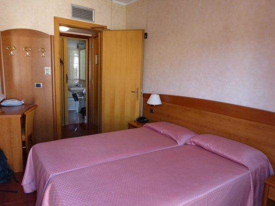 Hotel Siena: une chambre