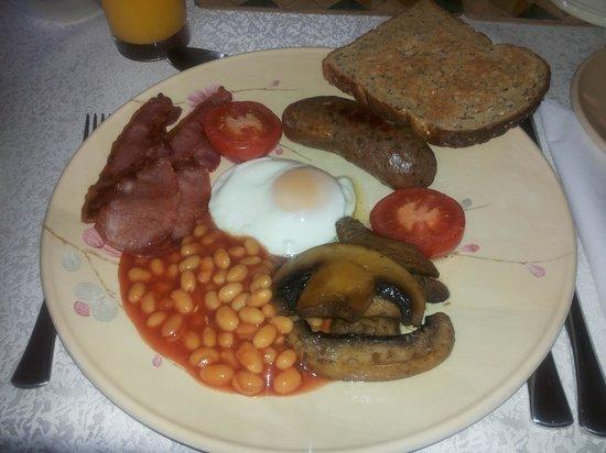 Quiet Woman House: Das Frühstück