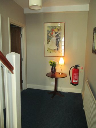 Amherst Guest House: First Floor Hallway