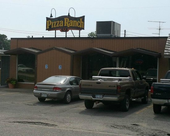 Photo of Pizza Place Pizza Ranch at 3492 Chicago Dr, Hudsonville, MI 49426, United States