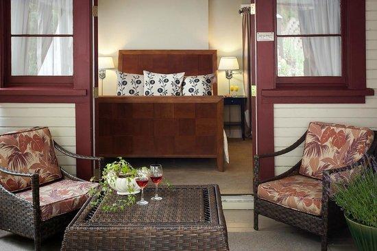 Photo of The Craftsman Inn Calistoga