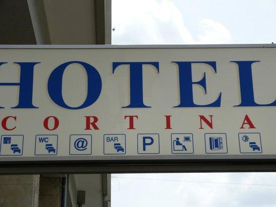 Hotel Cortina : Hôtel Cortina à Mestre