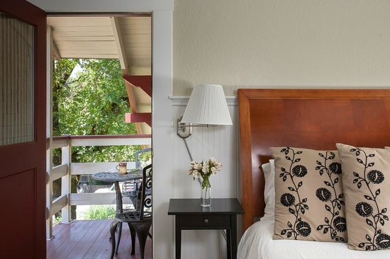 The Craftsman Inn: Luxury Calistoga B&B